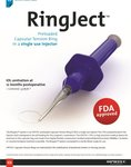 RingJect preloaded CTR injector